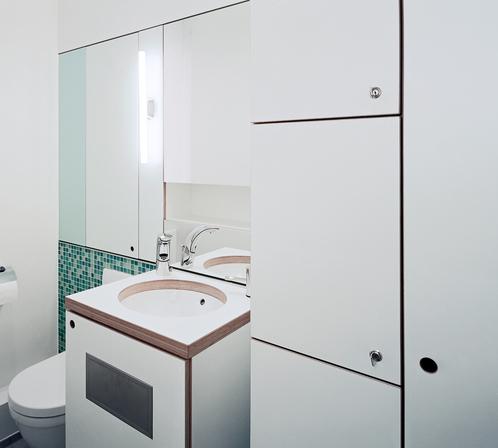 Praxis für Gynäkologie Personal WC