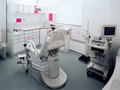 Praxis für Gynäkologie Untersuchungsraum